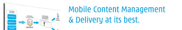 Mobile Content Management & Delivery Solution by SYNAPSY - carrier-grade solution for professional content discovery & sales channels